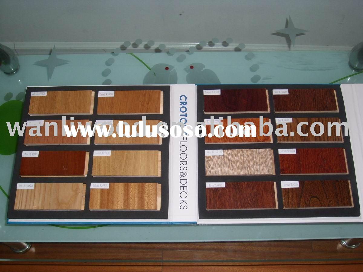 Wood Flooring (catalogue)