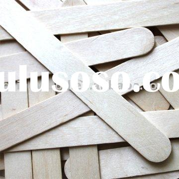 Wooden Craft Sticks Natural