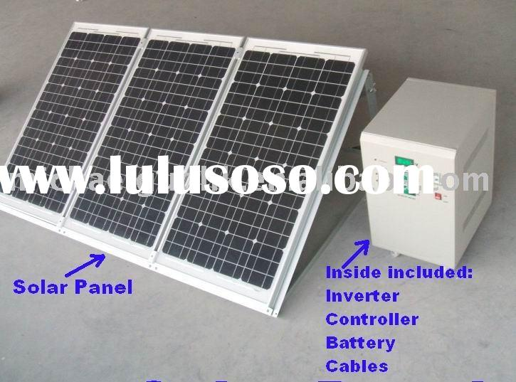 Complete Solar Home System Complete Solar Home System