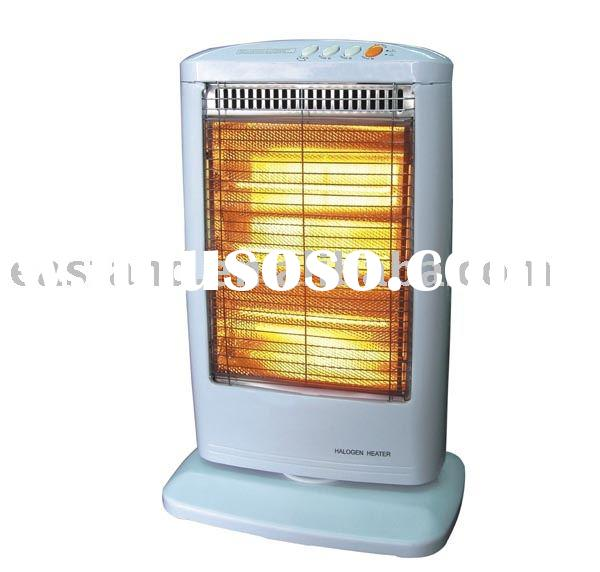 electric portable heater/upright fan heater/halogen heater
