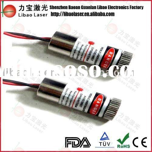 high power red laser diode module for industry