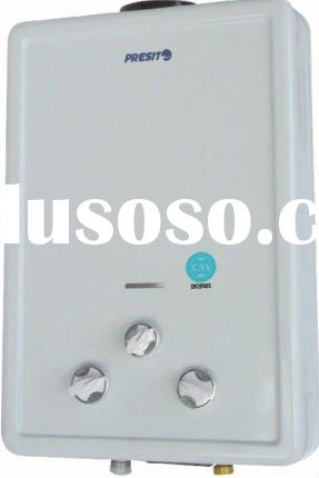 instant/ tankless and wall mounted Gas Water Heater(PO-AC17)