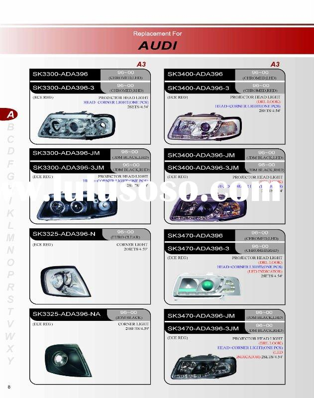 led car lamps
