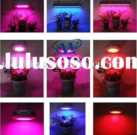 led lights for plant growing (UFO, panel, tubular, 90W, 100W,150W,200W,300W) Tri-band