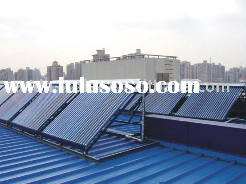 solar thermal project