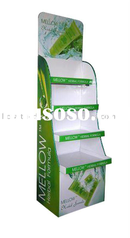 Agricultural Products Floor Display