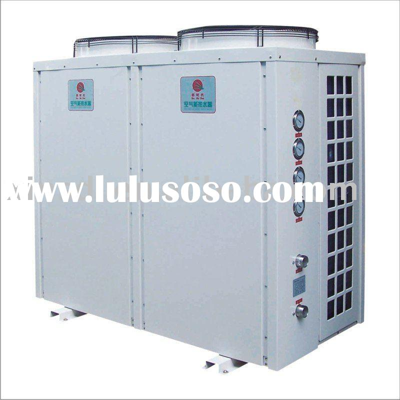 Air source heat pump(hot water +heating)