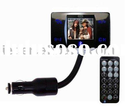 car mp4 player how to use