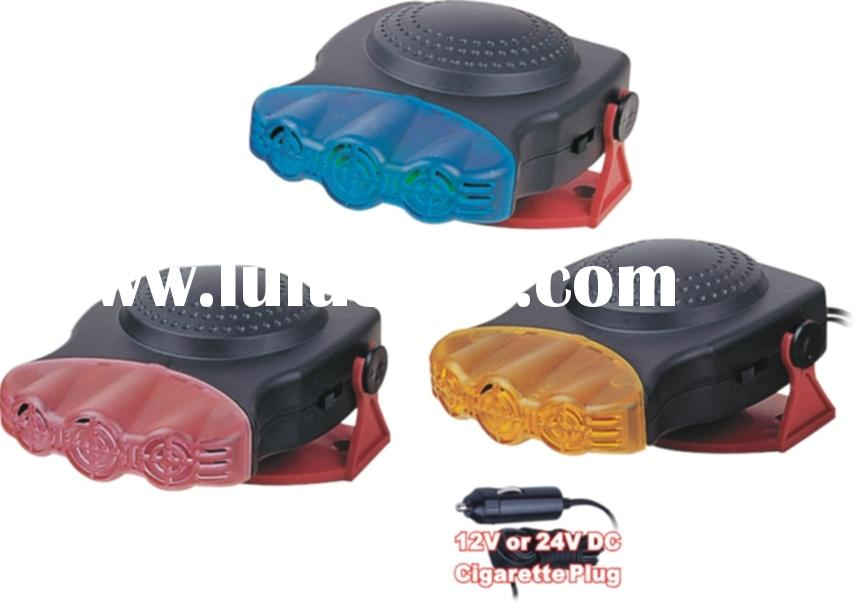 Car Heater (PTC Ceramic heat & Fan)