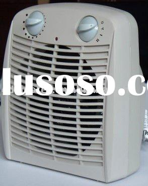 Electric Fan Heater with Thermostat (CE, ETL approval)