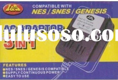 FOR NEW NES SNES Super Nintendo AC Power Adapter