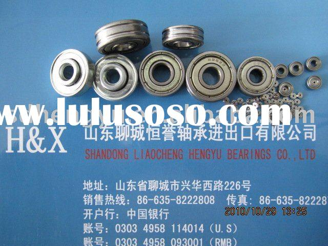 H&X Deep Groove Ball Bearings 6201