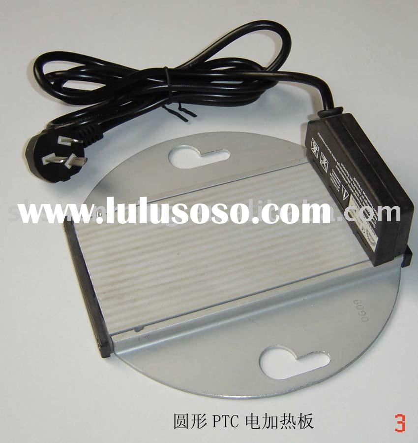 Round PTC Electric Heating Unit For Chafing Dish