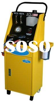 SCS-3000 Power steering system cleaner and exchanger
