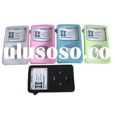 Silicon Case for Ipod Video(GY-36)