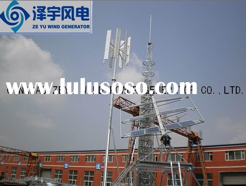 Vertical Axis Wind Turbine 3KW