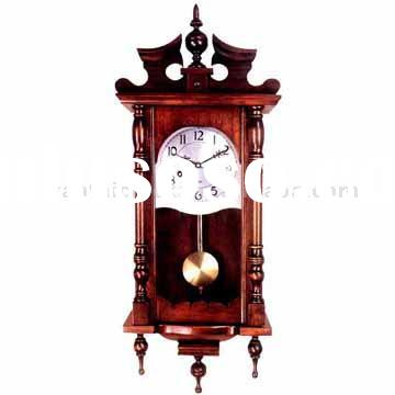 Free Wooden Wall Clock Plans