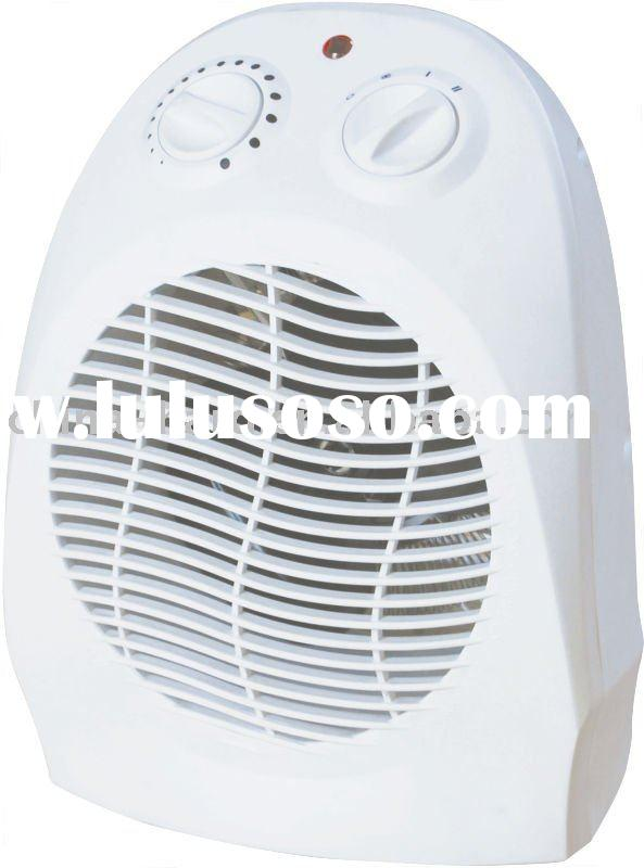 electric fan heater portable