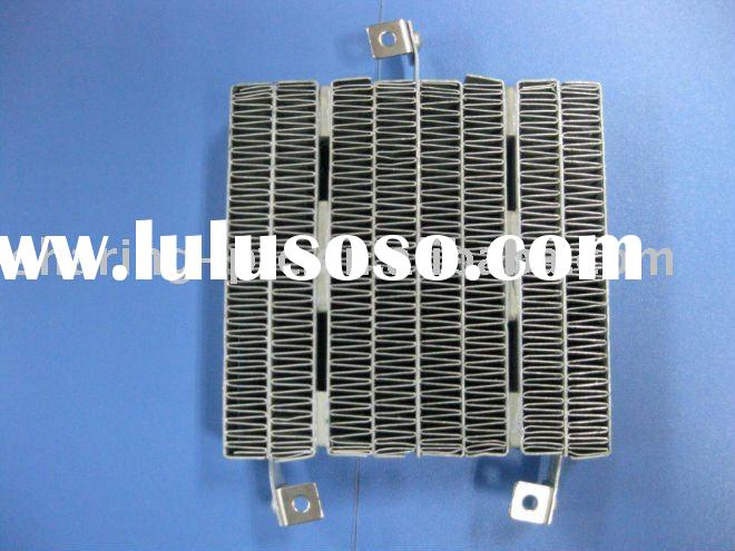 electric ptc heater parts