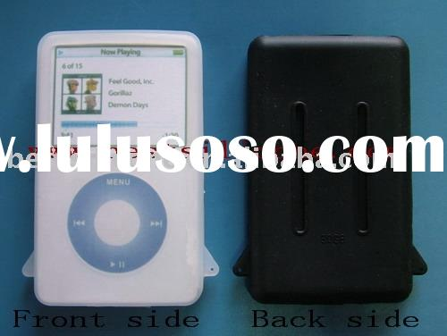 silicone case for iPod Video 30GB/60GB