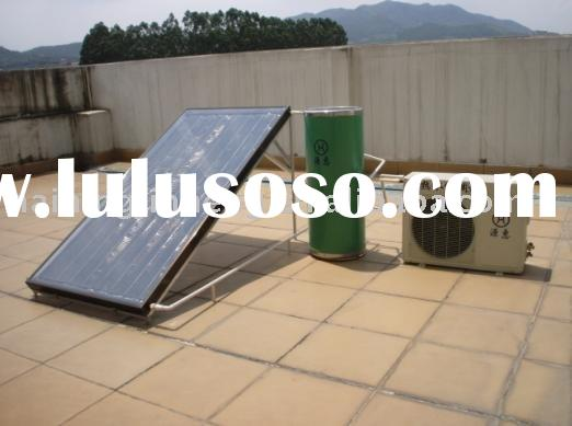 solar energy heat pump water heater