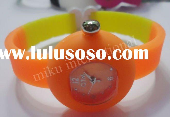 Candy Silicone Jelly Watch