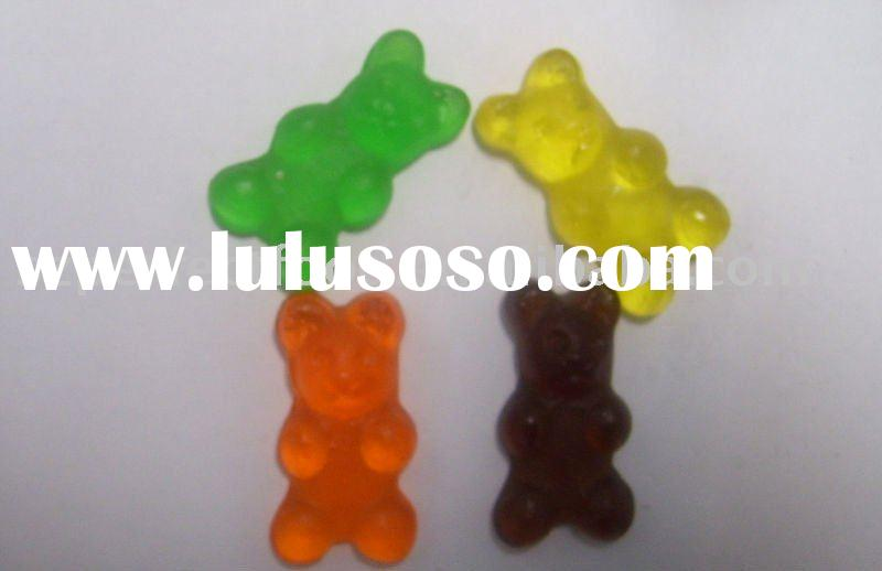 Gummy bear   shape