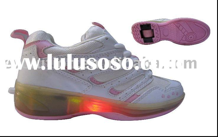 Roller shoes,roller skate shoes,heely shoes,single wheel shoes