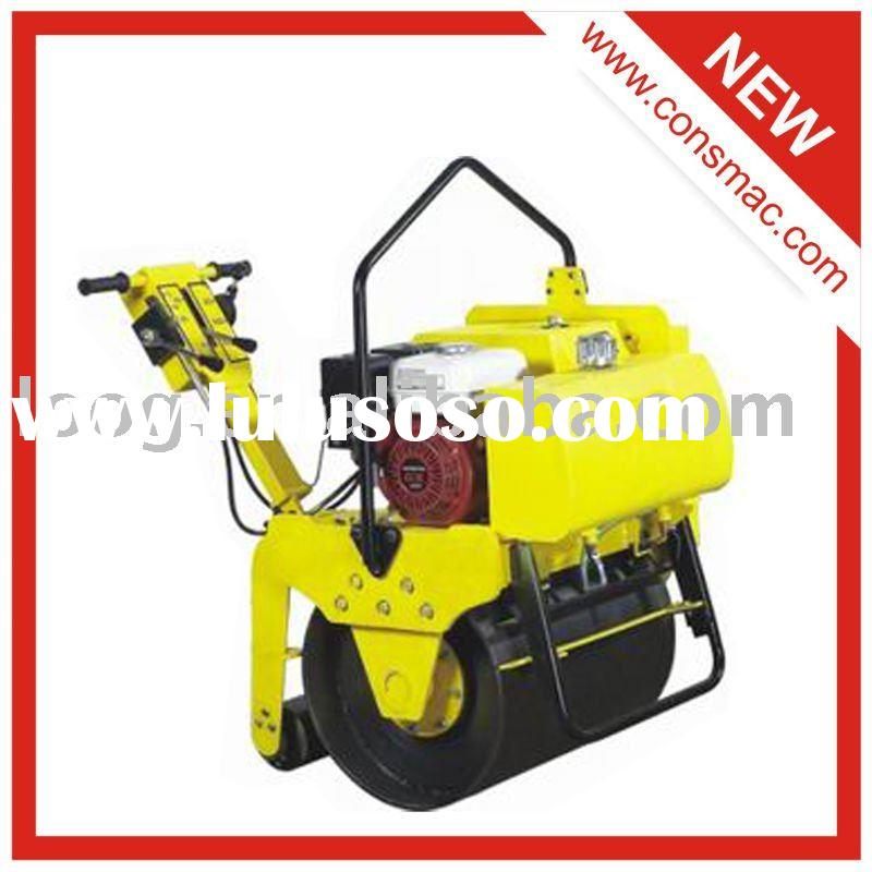 Walk-behind Single Drum Road Roller