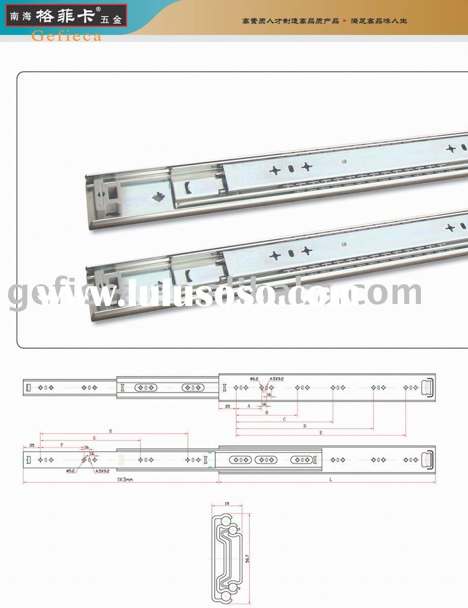 ball bearing drawer slide,