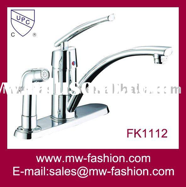 certificated single handle Kitchen UPC faucet