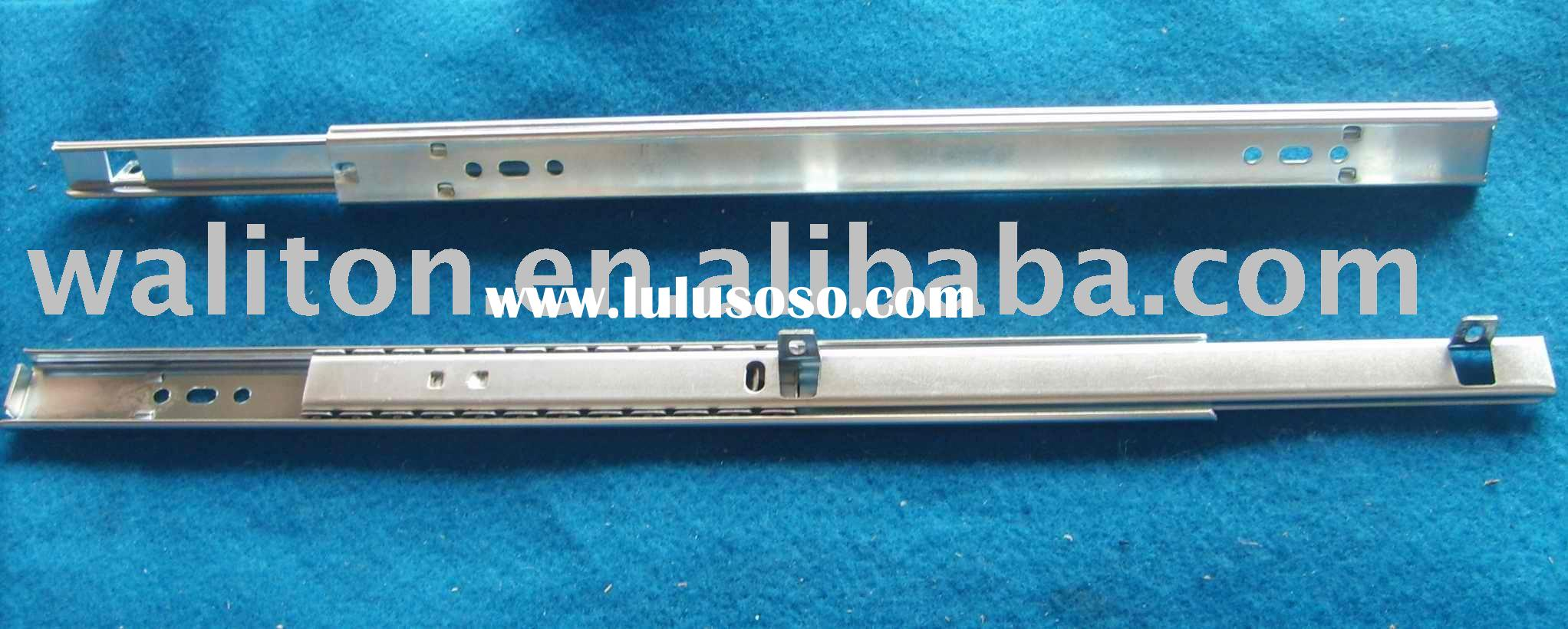 double extension ball bearing slide