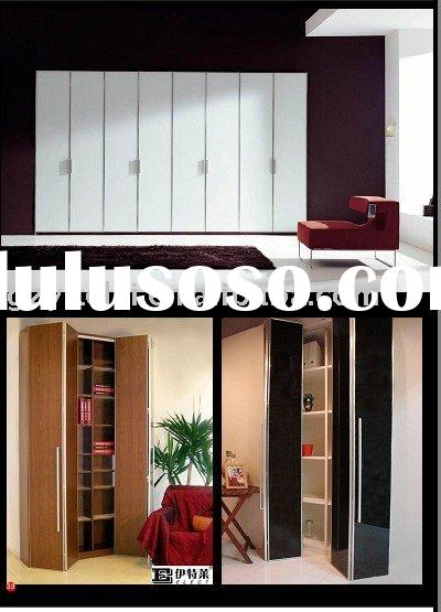Bedroom Closet on Folding Door Wardrobe  Bedroom Furniture Customised Closet