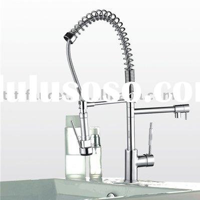 pull out spray kitchen faucet,pre-rinse