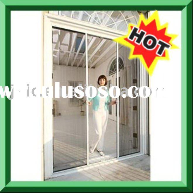 roller french door screen