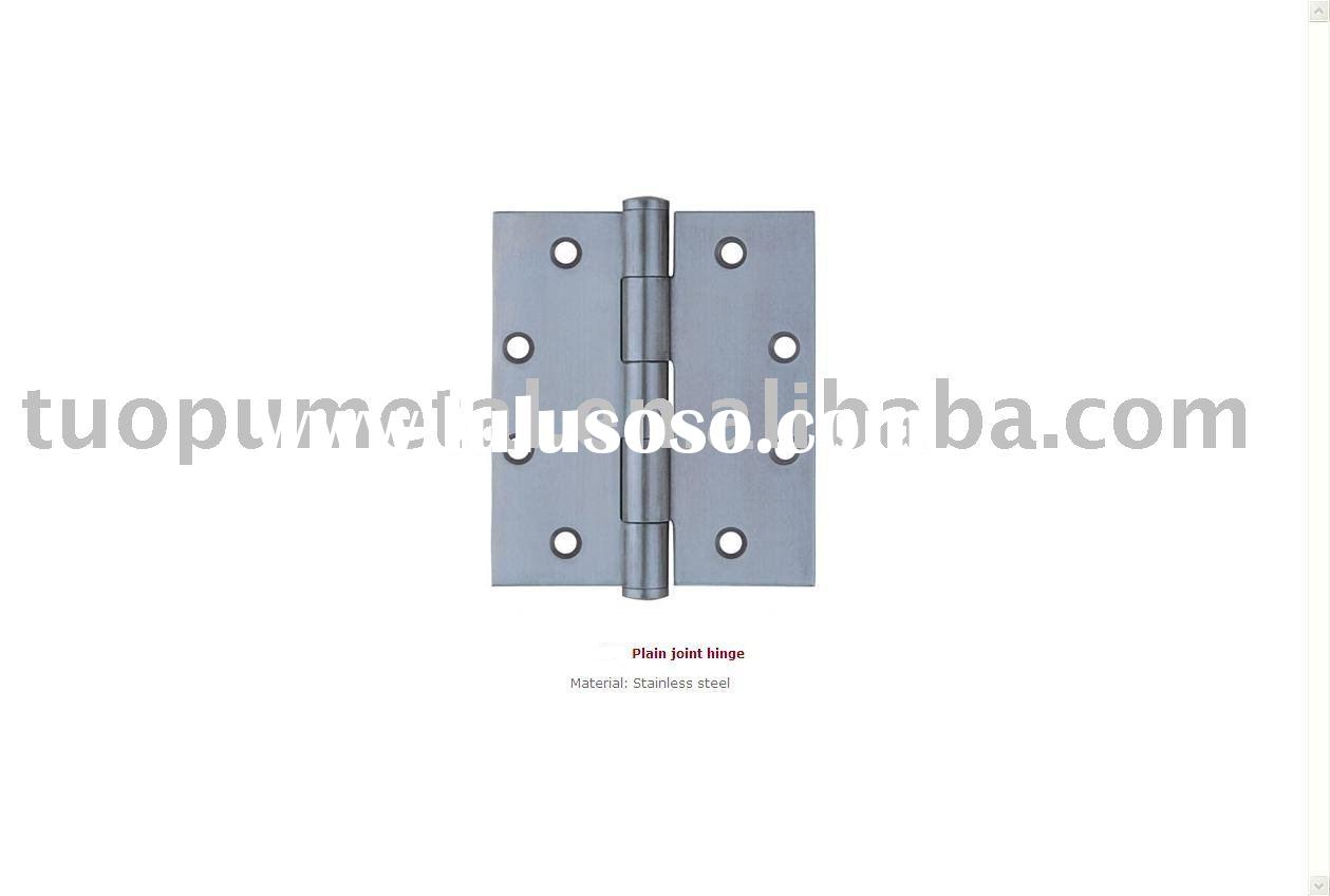 stainless steel ball bearing butt door hinge