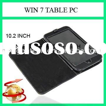 10.2inch N455 Intel Atom 1.66GHz Windows 7 320GB / 2GB RAM Tablet PC 3G Notebook