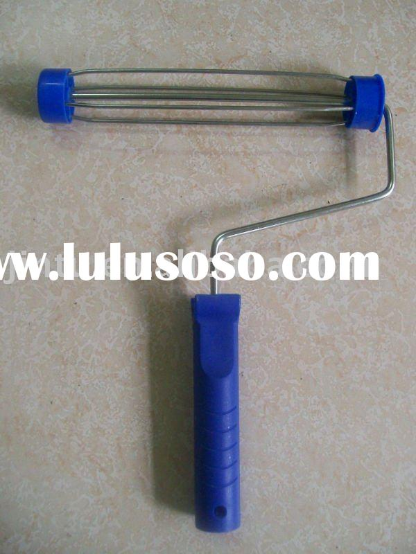 9inch paint roller frame, cage system,4wires
