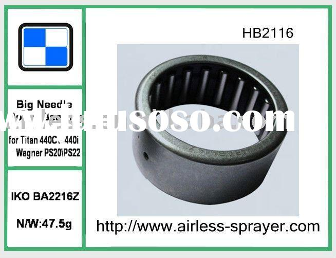 Big Needle roller bearings for Titan airless paint sprayer