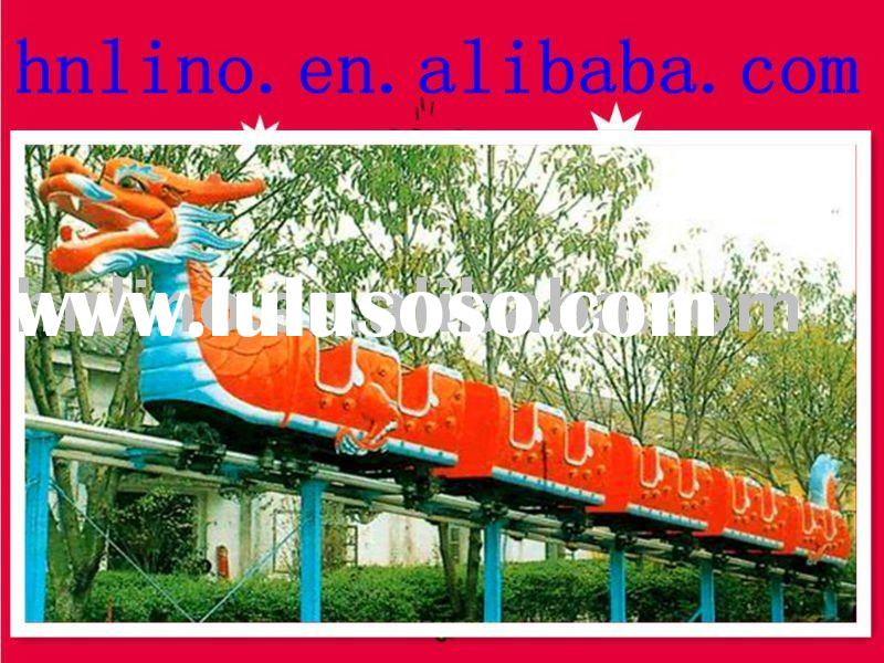 Exciting  Small roller coaster  rides -fly dragon /roller coaster rides amusement equipment