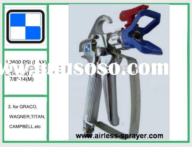 Graco Titan Wagner airless paint spray gun