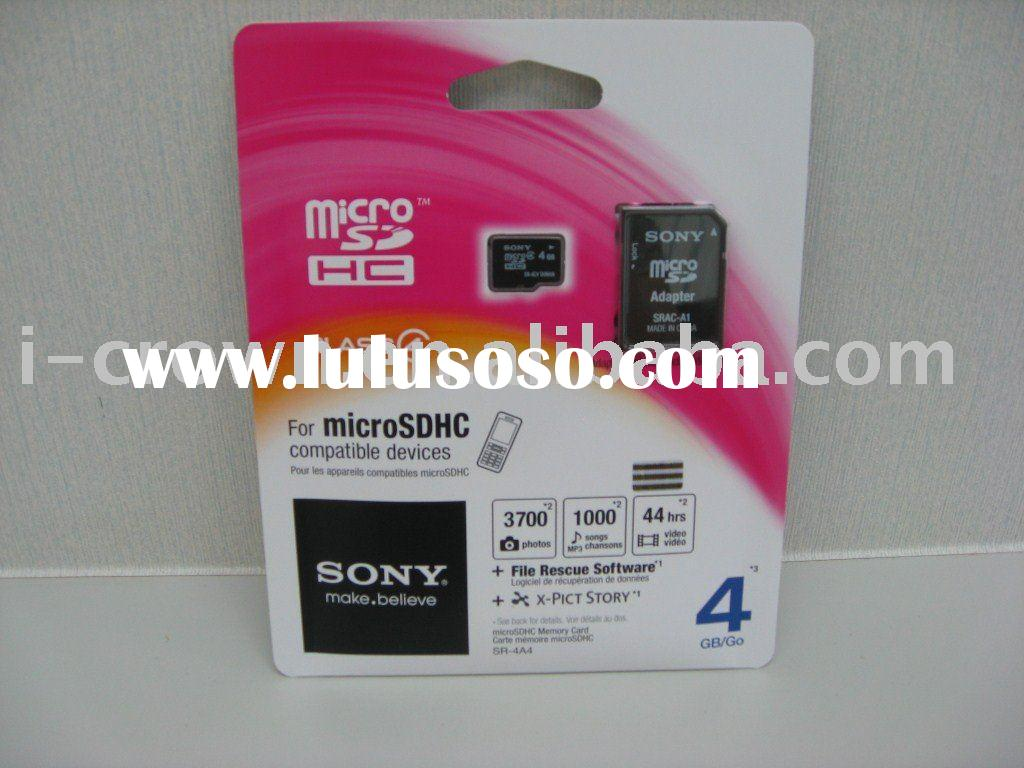 SONY Memory card, Micro SD card, TF, Mobile card