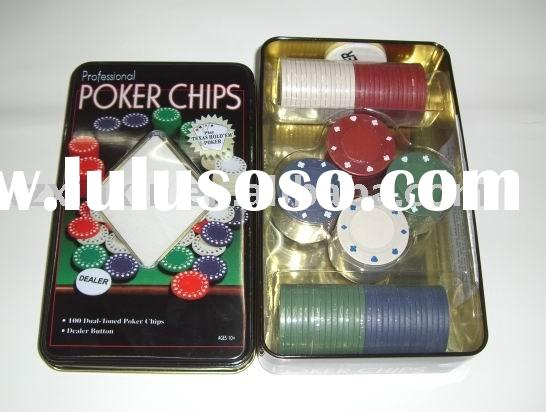 new plastic chip casino chips