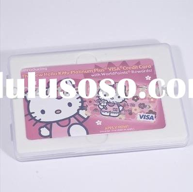 Hello kitty Credit Card USB Flash Drive,USB Memory Stick,USB Disk,Pen Drive 2GB