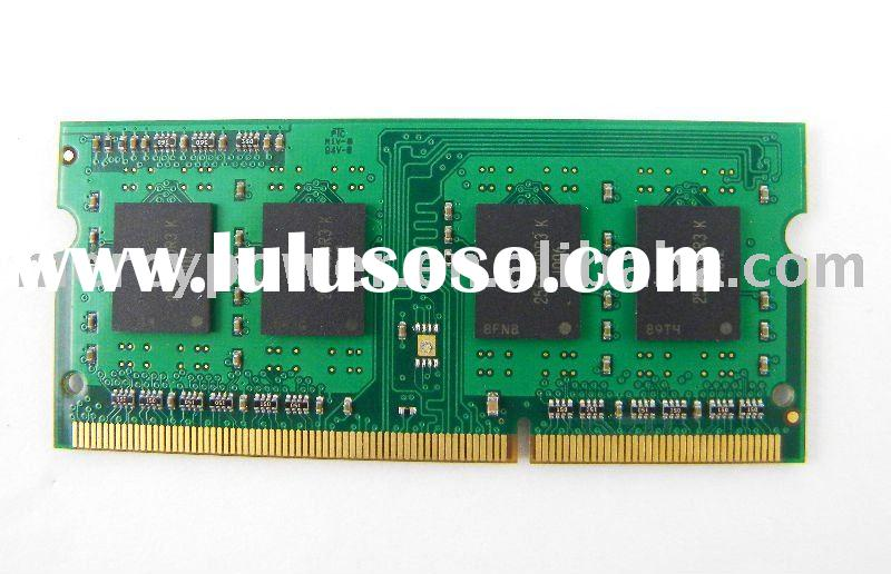 LODIMM DDR3 1066MHZ .2GB.Computer memory DDR3 .PC RAM DDR3 1066MHZ