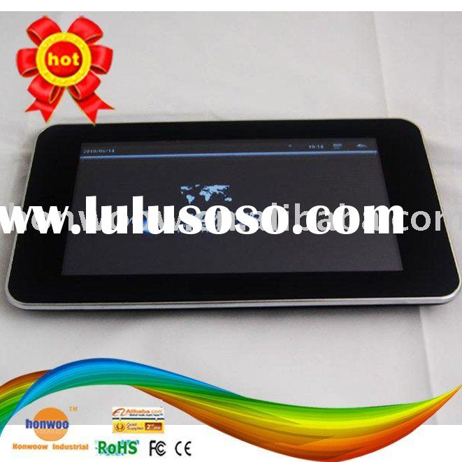 Latest* 7 inch Google android 2.1 3G Tablet PC  ROCKCHIP 2818 Built in 3G WIFI Camera SIM Card Slot