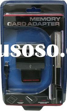 Memory Card Adapter for PS2/PS3,accept paypal