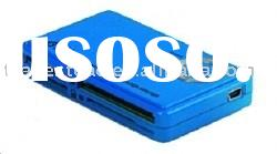 Memory Card Reader - USB 2.0 All In 1 Card Reader/Writer