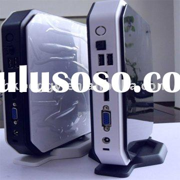 New Products MINI PC Mainframe Desktop Computer  Intel Atom Dual Core N330 1GB DDRII 160GB SATA WIFI