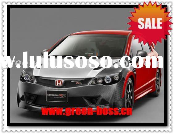 OEM CIVIC PU car body kits,CIVIC carbon Fiber car body kits,CIVIC racing accessory